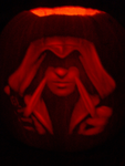 Assassin's Pumpkin by zephyr-san