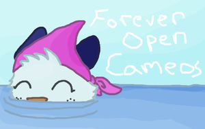PMD-Forever Open Cameos by rosa-pegasus