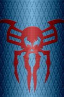 Spiderman 2099 Background test 1 by KalEl7