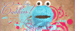 Cookie monster by xeitc