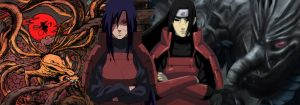 Madara Vs Hashirama - The Valley of the End by RAFl1Fect