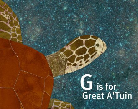 G is for Great A'Tuin by whosname