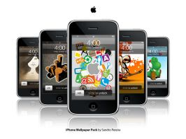 iPhone Wallpaper Pack by sandrodcpereira
