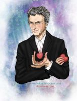 The Twelfth Doctor by sketchditto
