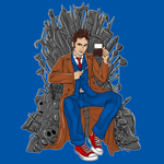 Game of Time - Shirt Design by sugarpoultry