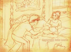 Honey, I'm pregnant by Jue