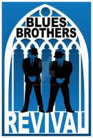 Blues Brother Revival Poster by erotos
