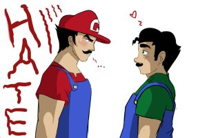 Super Mario Bending Brothers - LoK by FabulousBendingBros