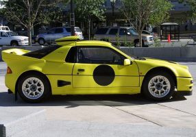 Ford RS 200 EVO by rotary-freq