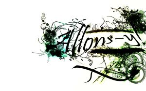 Allons-y  ::Wallpaper:: by PheonixKarr