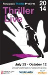 Theatrical Poster: Thriller Live by redhead-saxophone
