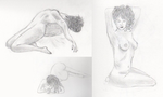 Life drawing 1 by felicitysite