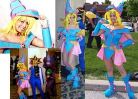 Cosplay - Dark Magician Girl by TechnoRanma