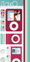 Ipod PSD by taxO