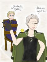 Prussia's Awesome Disguise by Awesome-Anime-Lover