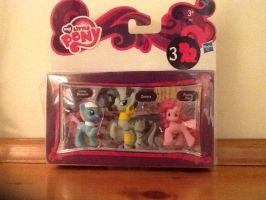 I GOT IT! MLP CHARACTER PACK! by Varano25