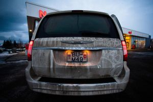 Dirty car by Gregos