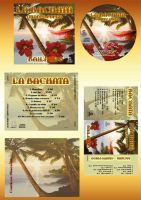 Bachata - CD Cover by lotus82