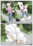 Poodle Girl tf - A Woman Scorned 3 .:Commission:. by Janexas