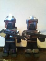 Cylon Centurions by wackywelsh