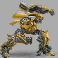 bumblebee by skywalkerbot