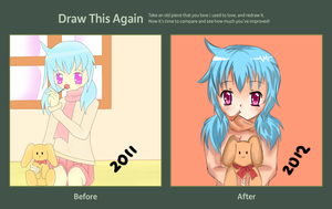 Draw This Again Contest 2012 by michi1412
