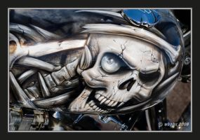 Technical Skull by HogRider
