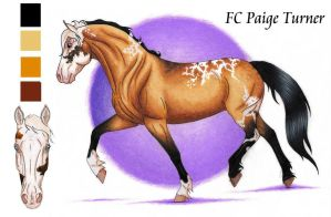 FC Paige Turner by apollo22