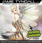 Toronto ComiCon 2014 by jamietyndall