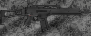 g36 pixel art like.. something by arthuro12
