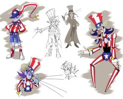 Say Uncle Sam by thweatted