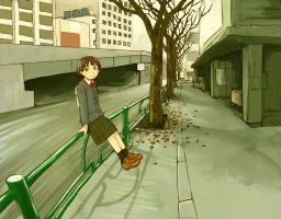 serial experiments lain by naotan54