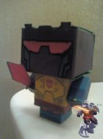 G2 Grimlock Cubee Finished by rubenimus21