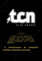 TCN Blog Awards 2015 - New Logo by edgarascensao