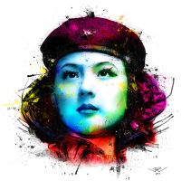 New Che Pop GIRL by PootPoster