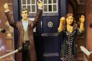 Out of the frying pan and into the fire eh Clara? by GhostLord89
