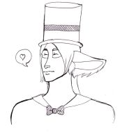055. Tophat by Seree-chan