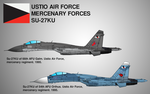 Ustio Flankers by ACZCipher