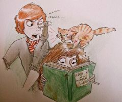 That bloody cat by Yellowbellyhill
