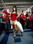 cosplay Ahri - League of Legends by ricsam