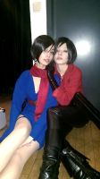 I m the real Ada Wong! by Kallisi
