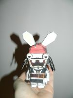 lapin cretin jack sparrow by Firiel7