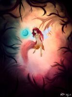 Child Of Light - long way to go by Chanree
