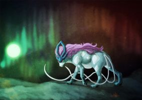 hihi it is suicune