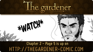 The gardener - Chapter 2 page 5 by Marc-G