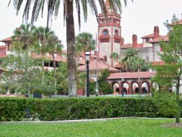 View of Flagler College by cxsankh