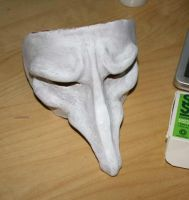 Homemade Nasone Mask pt.2 by Psychonautus