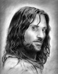 Aragorn by AinuLaire