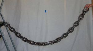 Giant Chain Fragment 2 by Valentine-FOV-Stock