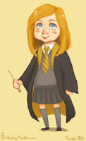 Hufflepuff and proud by superior-git